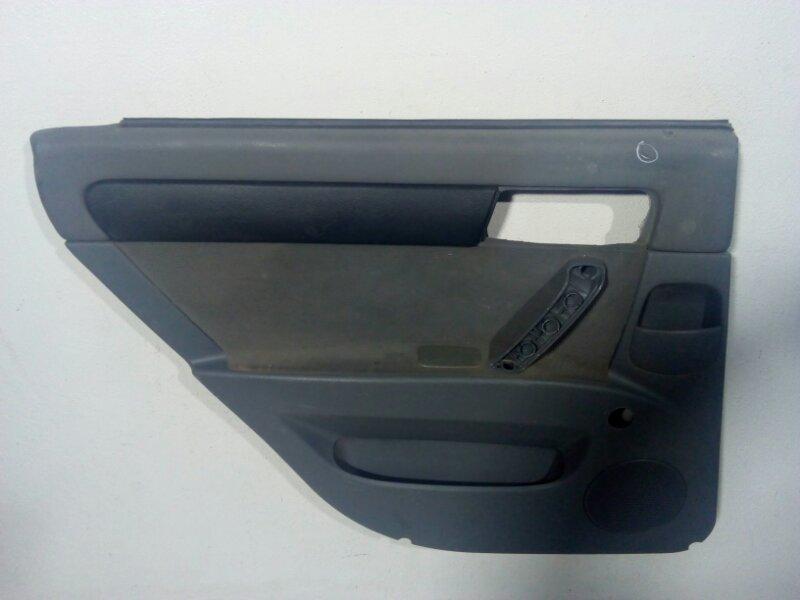 Обшивка двери Chevrolet Lacetti J200 2003 задняя левая 96864264 (б/у)