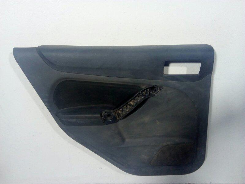 Обшивка двери задней левой Ford Focus 2 CB4 2005 задняя левая (б/у)