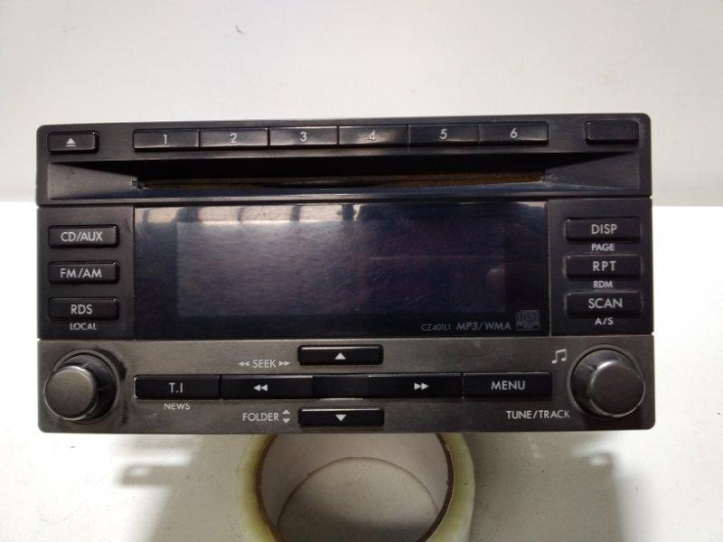 Магнитола Subaru Impreza G12 2007 86201fg400 (б/у)