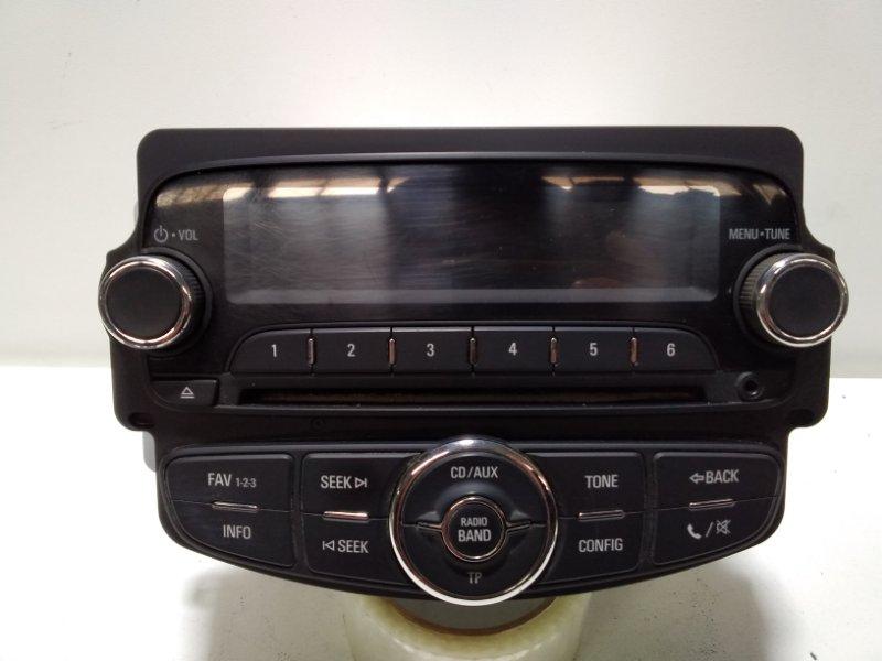 Магнитола Chevrolet Aveo T300 T300 2011 95127261 (б/у)