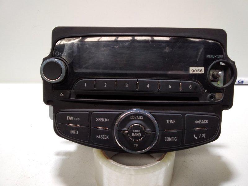 Магнитола Chevrolet Aveo T300 T300 2011> 95179056 (б/у)