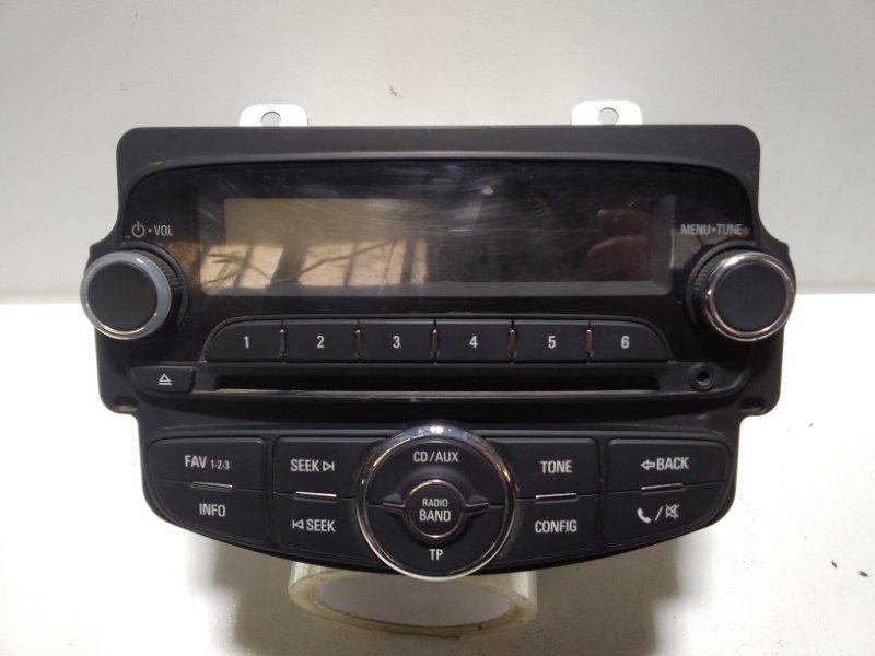 Магнитола Chevrolet Cruze J300 2009 95318046 (б/у)