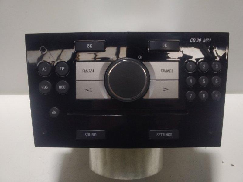 Магнитола Opel Astra H L48 2004 13289935 (б/у)