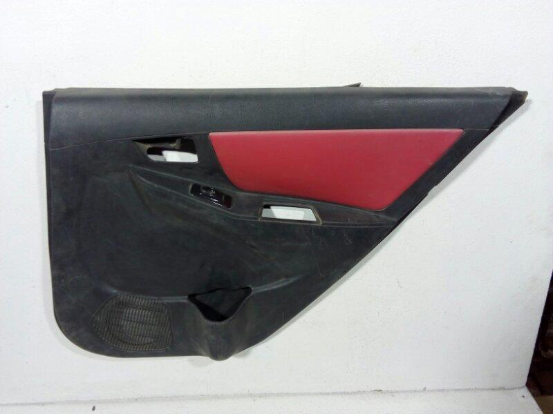 Обшивка двери задней правой Geely Mk Cross 2011 задняя правая 101801570800684 (б/у)