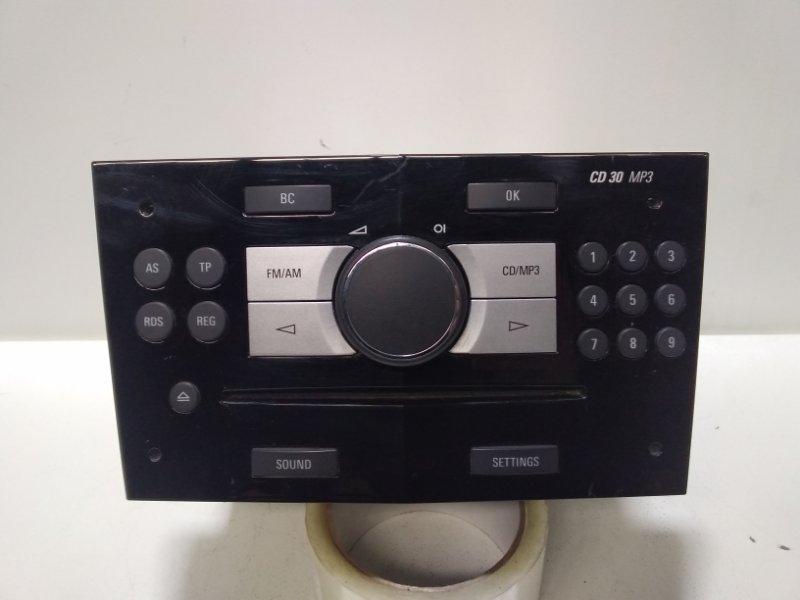 Магнитола Opel Astra H L48 2004 13255555 (б/у)
