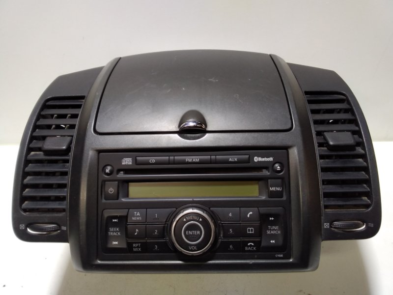Магнитола Nissan Note E11 2006 281859U10A (б/у)