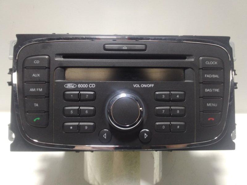 Магнитола Ford Focus 2 CB4 2005 1825943 (б/у)