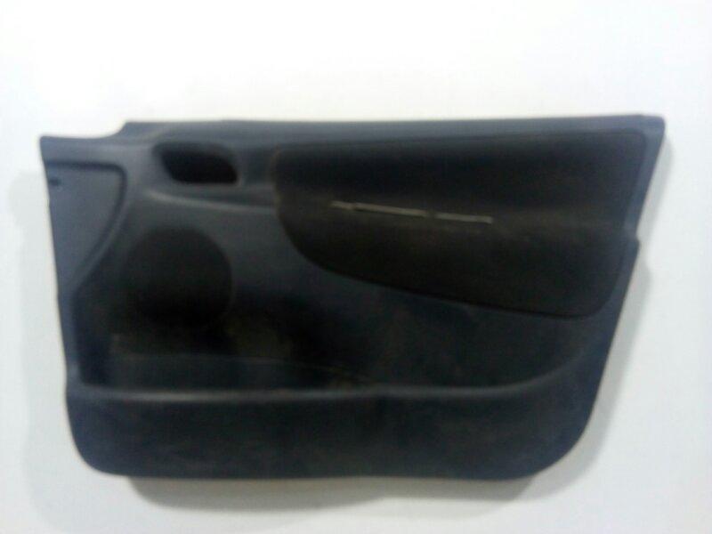 Обшивка двери передней правой Peugeot 207 WA 2006 передняя правая 9341E9 (б/у)