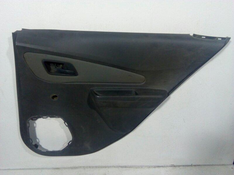Обшивка двери Chevrolet Cobalt T250 2011 задняя правая 94774825 (б/у)