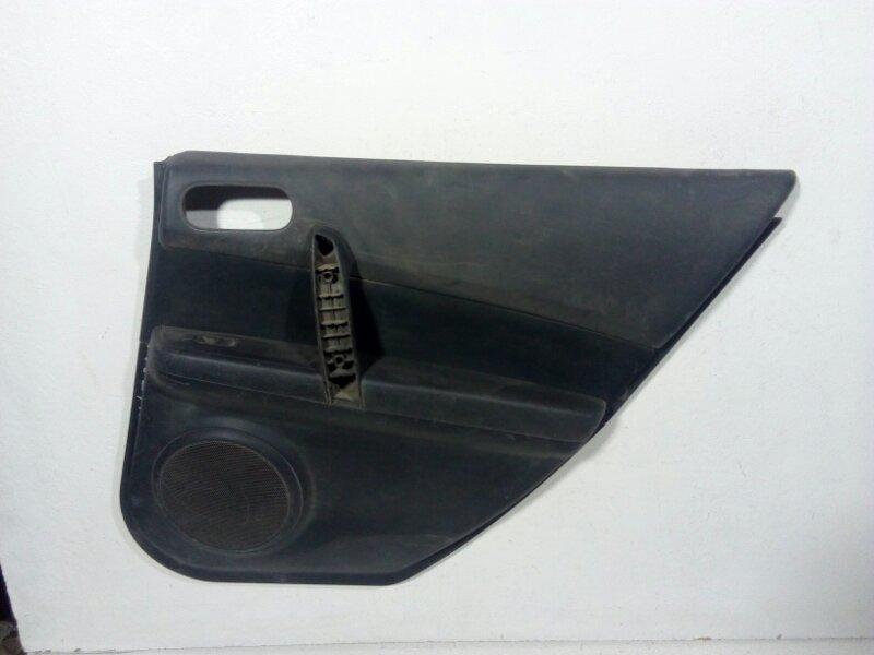 Обшивка двери Mazda 6 задняя правая (б/у)