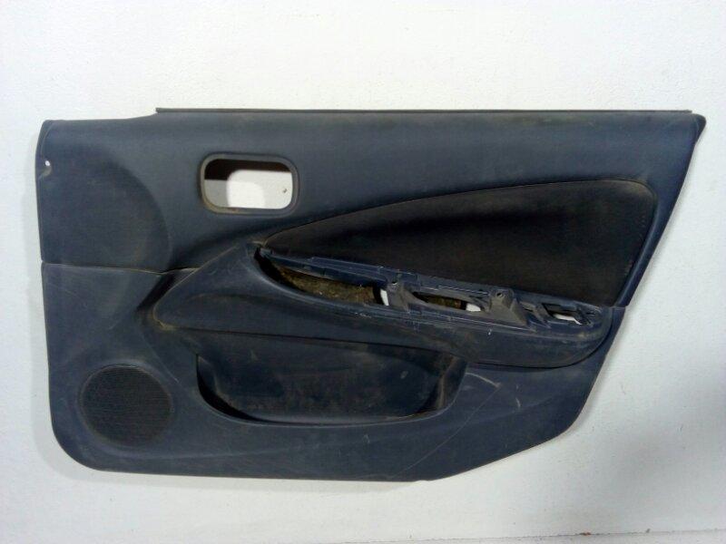 Обшивка двери передней правой Nissan Almera Classic B10 2000 передняя правая (б/у)