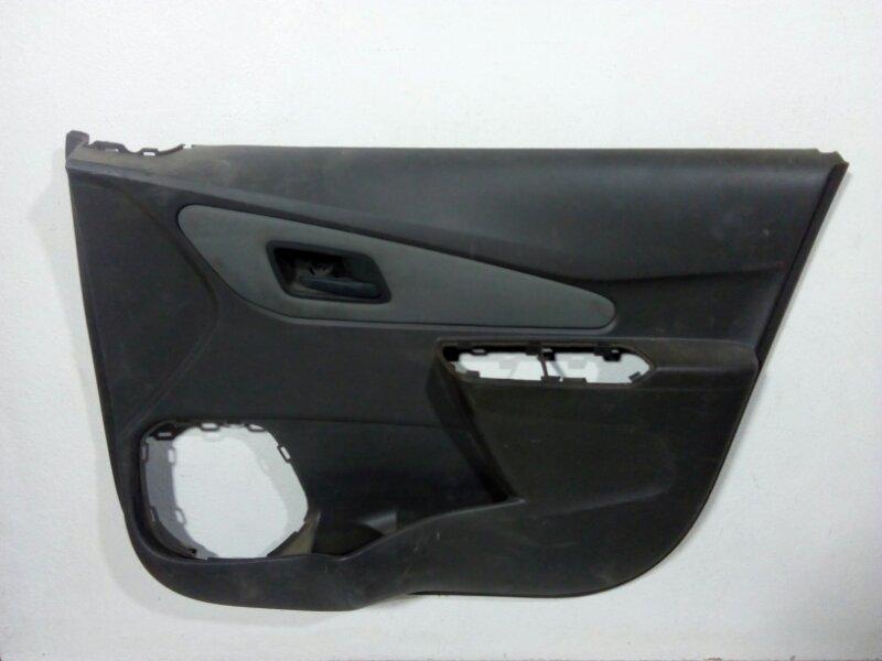 Обшивка двери передней правой Chevrolet Cobalt T250 2011 передняя правая 52092690 (б/у)