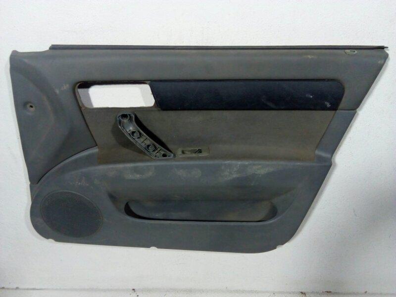 Обшивка двери передней правой Chevrolet Lacetti J200 2003 передняя правая 96471382 (б/у)