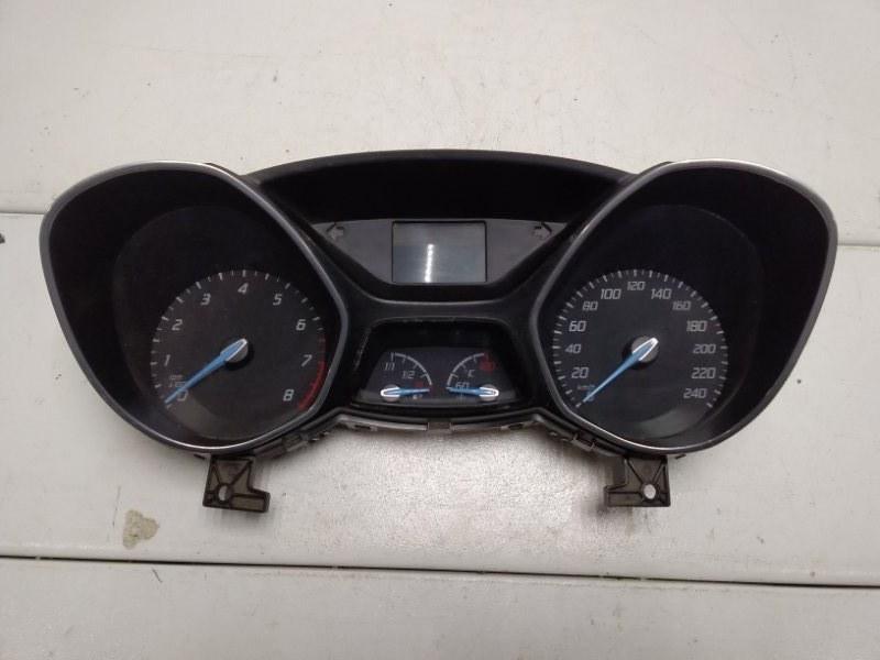 Панель приборов Ford Focus 3 CB8 2011 1909778 (б/у)