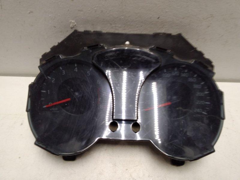 Панель приборов Nissan Juke F15 2011> 248101KA1B (б/у)