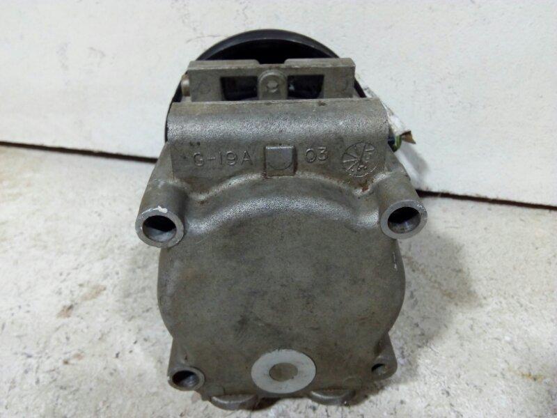 Компрессор кондиционера Ford Focus 1 DBW 2.0 2005 (б/у)