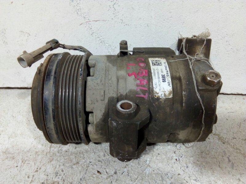 Компрессор кондиционера Chevrolet Cobalt T250 2011 94761723 (б/у)