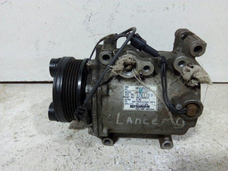 Компрессор кондиционера Mitsubishi Lancer 9 CS 2003 7813A035 (б/у)