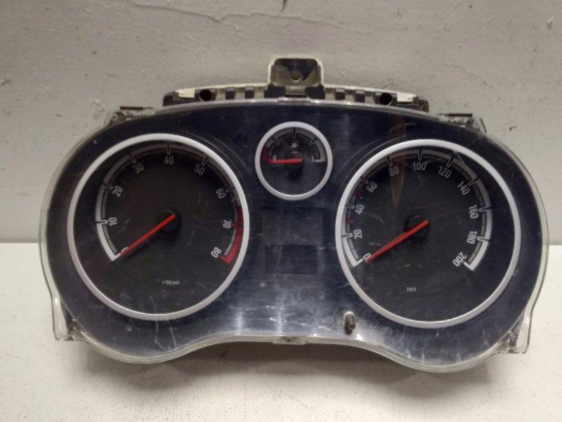 Панель приборов Opel Corsa D D 2006 13264267 (б/у)