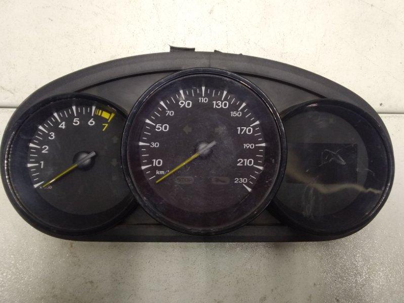 Панель приборов Renault Fluence L30 2010 248100047R (б/у)