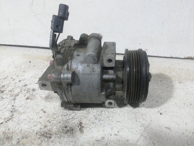 Компрессор кондиционера Mitsubishi Lancer 10 CX 2007> 7813A359 (б/у)