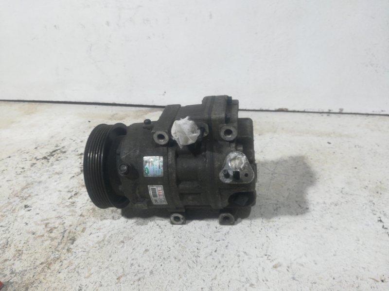 Компрессор кондиционера Hyundai Santa Fe 3 DM 2400 977011U500 (б/у)
