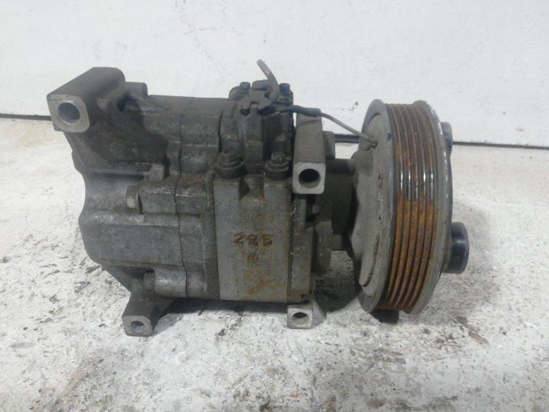 Компрессор кондиционера Mazda 3 BL 1.6 2011 BBP261450A (б/у)