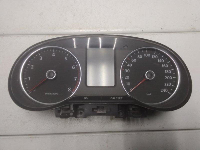Панель приборов Volkswagen Polo MK5 2009 6r0920860kX (б/у)