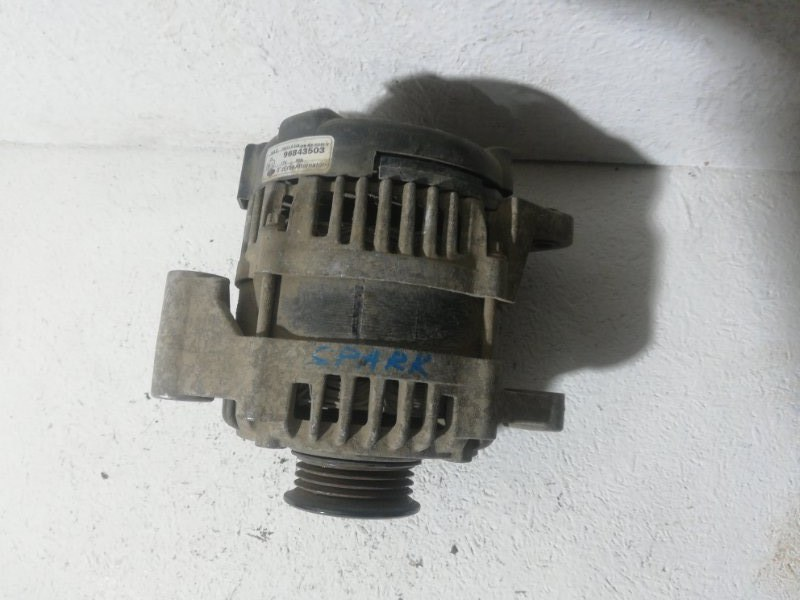 Генератор Chevrolet Spark 3 M300 2010 96843503 (б/у)