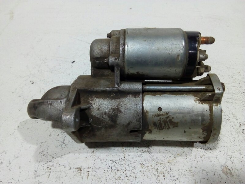 Стартер Chevrolet Aveo 250 T250 2009 96990970 (б/у)