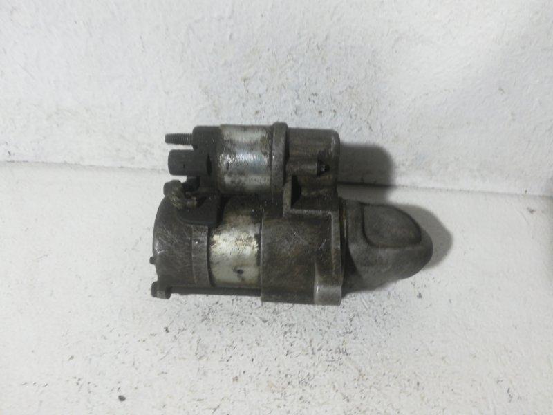 Стартер Chevrolet Cobalt T250 2011 25186038 (б/у)