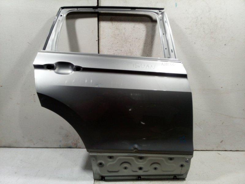 Дверь Volkswagen Tiguan 2 задняя правая 5NA833056H (б/у)