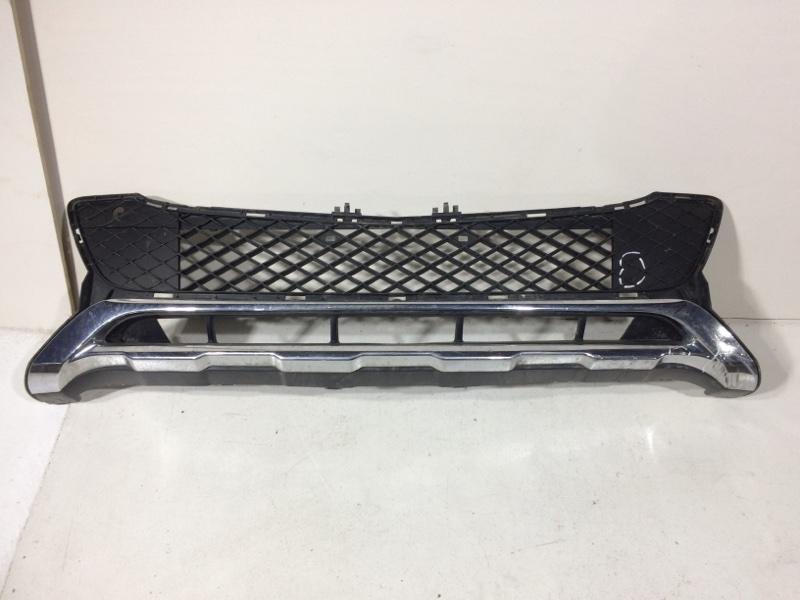 Решетка бампера Mercedes Glk X204 2008 передняя A2048856823 (б/у)