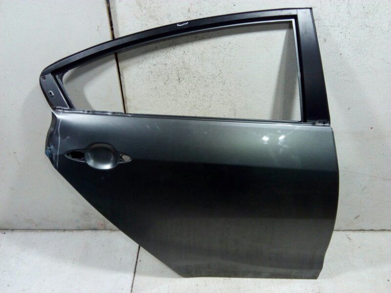 Дверь Kia Cerato 3 YD 2013 задняя правая 77004A7000 (б/у)