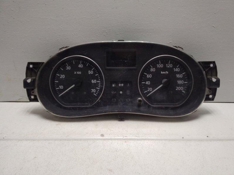 Панель приборов Renault Sandero 1 (б/у)
