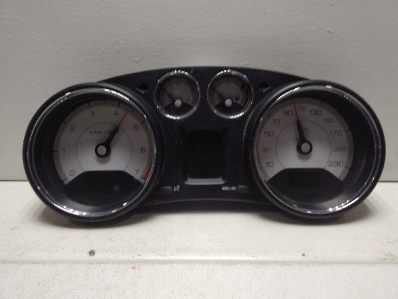 Панель приборов Peugeot 308 4B 2007 (б/у)