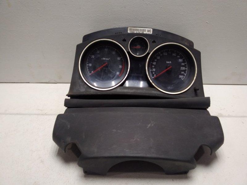 Панель приборов Opel Astra H L48 2004 (б/у)