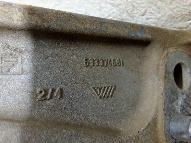 Подушка двигателя Opel Corsa D D A13DT 2006 (б/у)