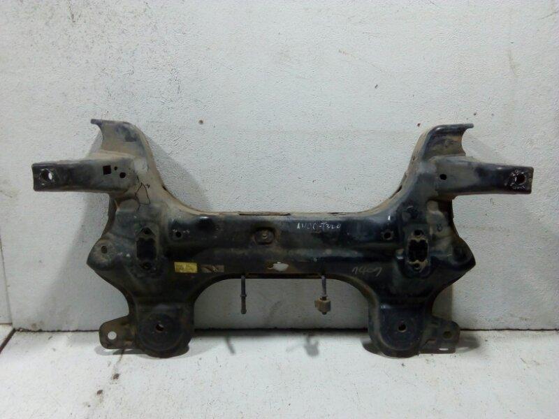 Балка передняя (подмоторная) Chevrolet Aveo T300 T300 2011> 95358438 (б/у)