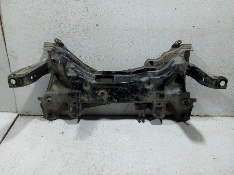 Балка передняя (подмоторная) Suzuki Sx4 JYA 2013> передняя 4581061M00 (б/у)
