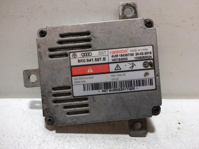 Блок розжига Audi A3 8K0941597B (б/у)
