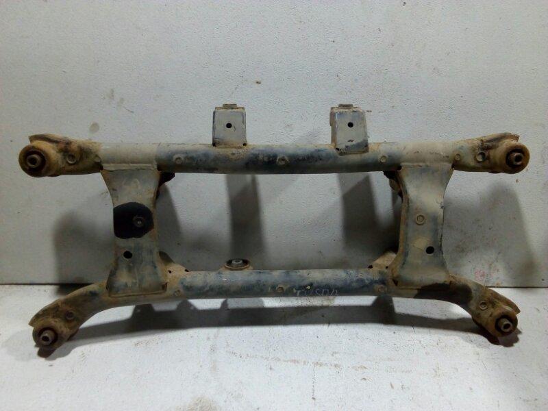 Балка задняя (подрамник) Hyundai Tucson 1 JM 2004 задняя 626052E601 (б/у)
