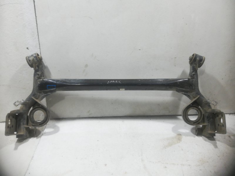 Балка задняя (подрамник) Chevrolet Spark 3 M300 2010 задняя 95981892 (б/у)