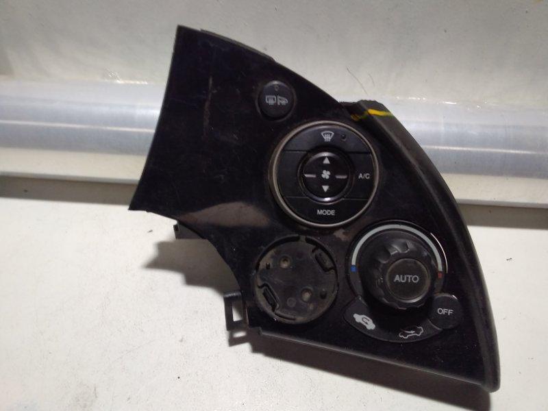 Блок управления климатической установкой Honda Civic 5D 79600SMGG41ZA (б/у)