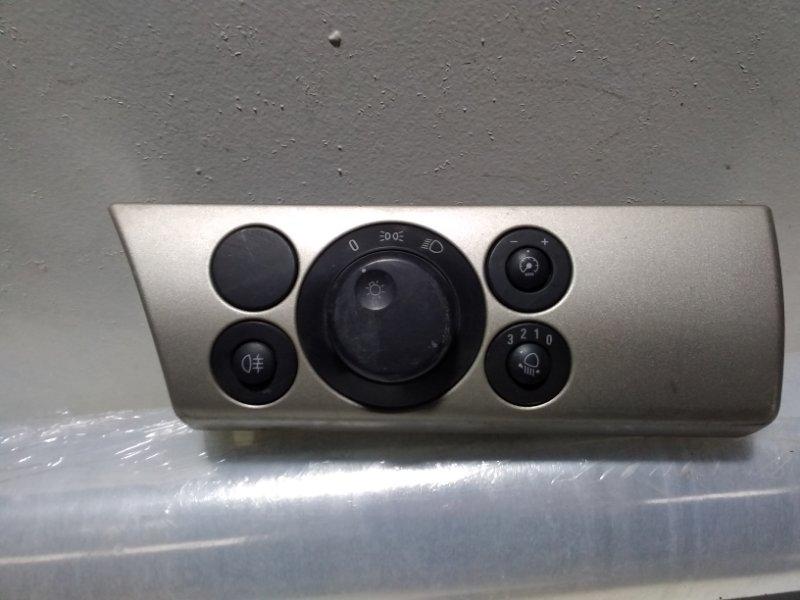 Блок управления светом Opel Astra H L48 2004 (б/у)