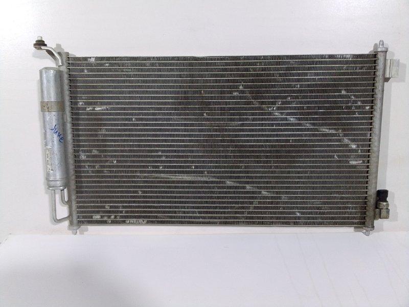 Радиатор кондиционера Nissan Juke 92100BH40A (б/у)