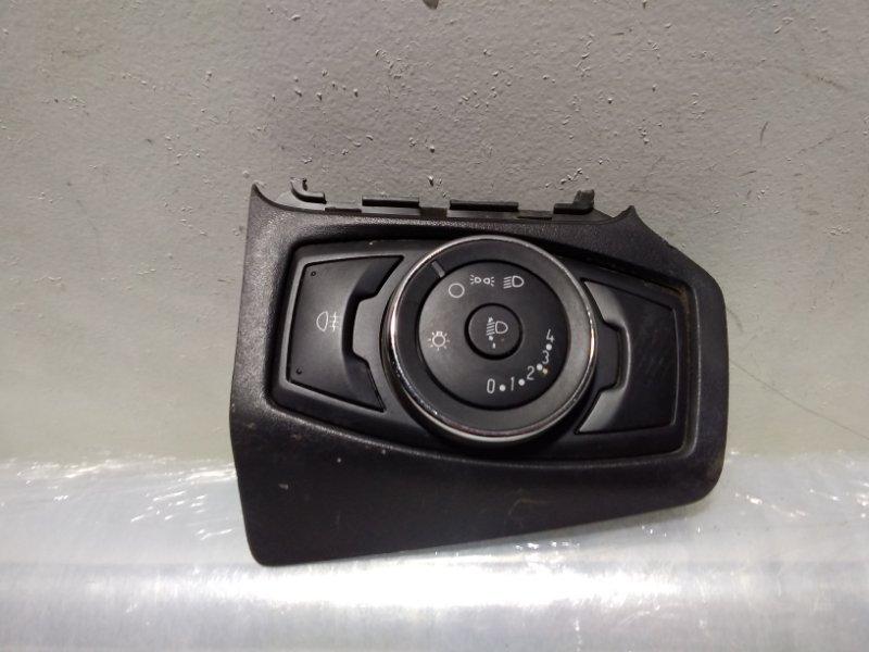 Блок управления светом Ford Focus 3 CB8 2011 (б/у)