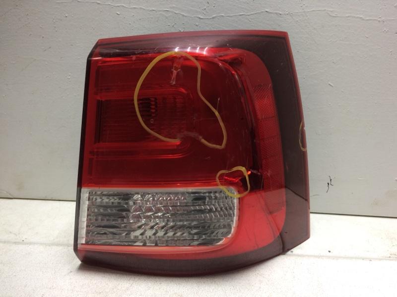 Фонарь задний правый Kia Sorento 2 XM 2009> задний правый 924022P520 (б/у)