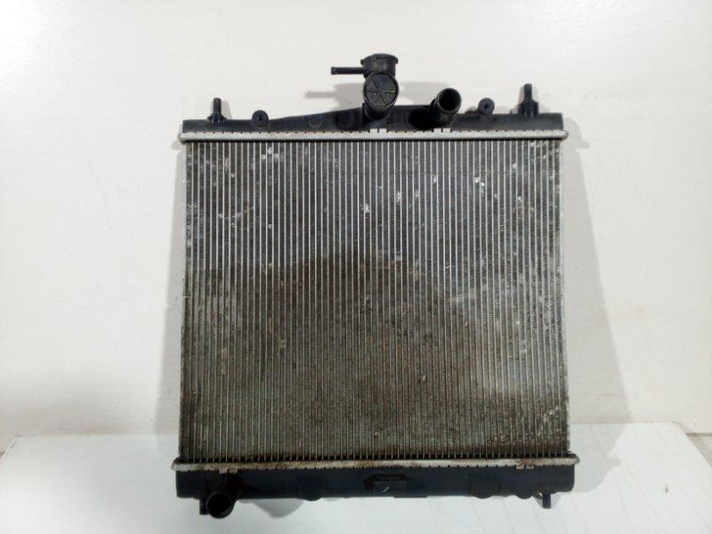 Радиатор основной Nissan Micra 21410BH41A (б/у)