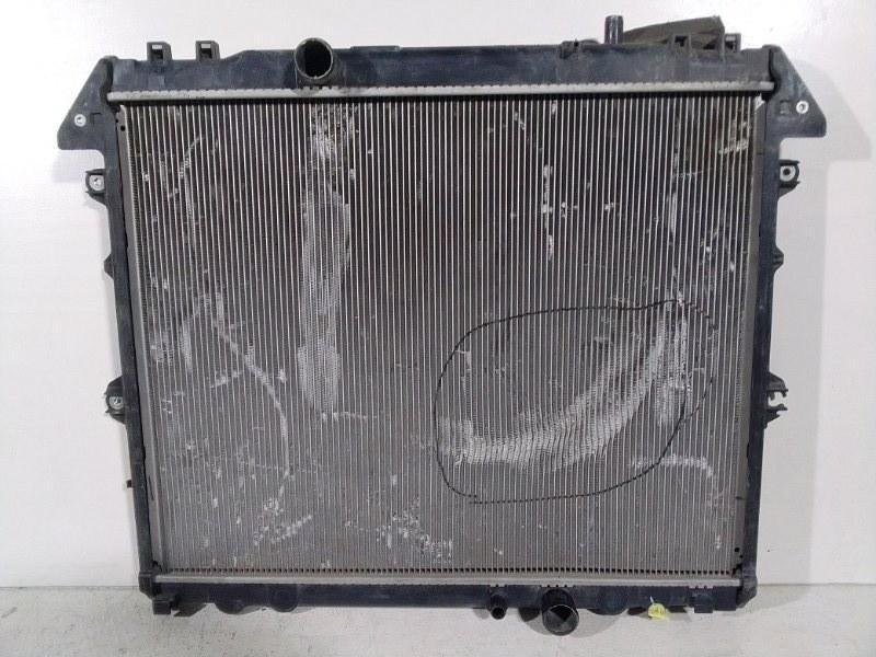 Радиатор основной Toyota Hilux KUN26 2005 164000L431 (б/у)